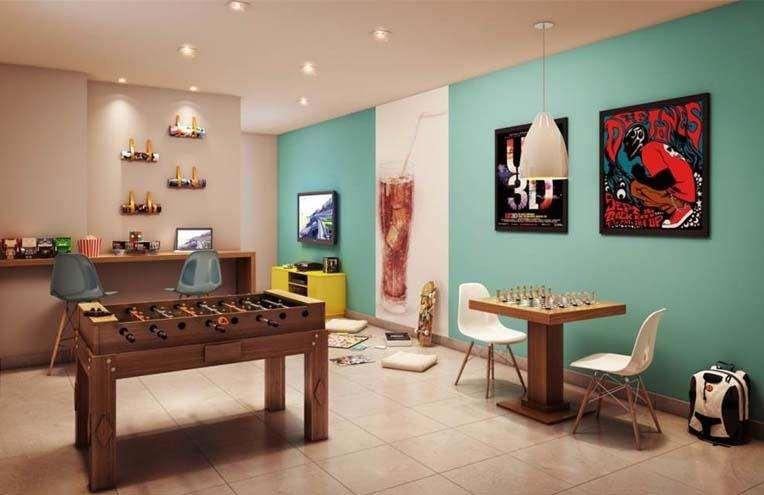 | Salão de Jogos - Mixer Life