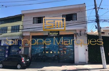Sala Comercial para Alugar, Sítio do Piqueri