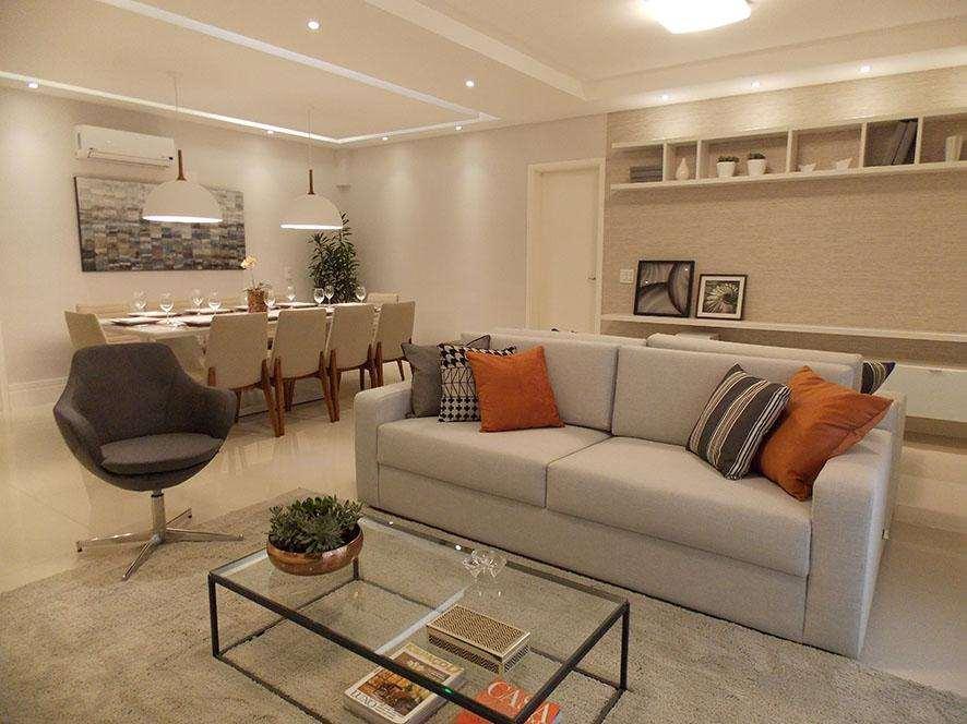 Quartier   Decorado - Living II