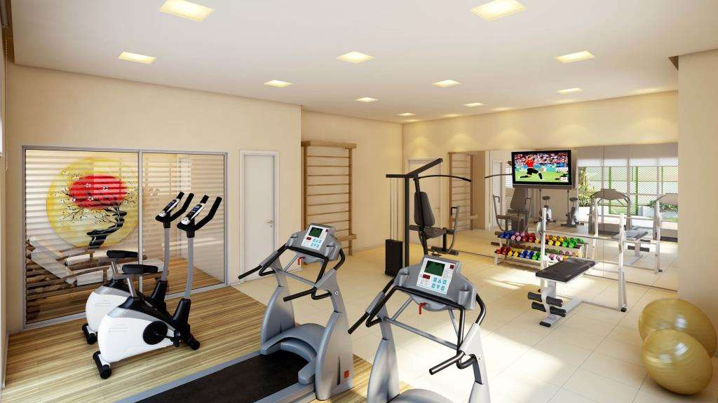 Sunset Home Vila Maria | Fitness