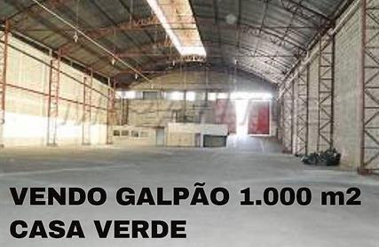 Galpão / Salão para Venda, Casa Verde Alta
