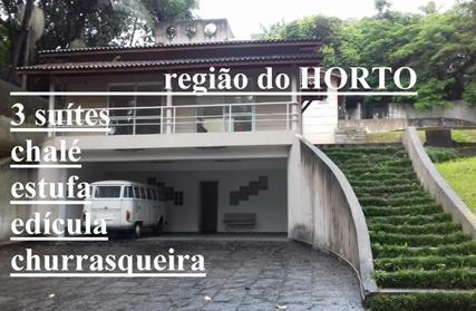 Casa Térrea para Alugar, Horto Florestal
