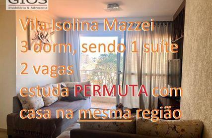 Apartamento para Venda, Vila Isolina Mazzei