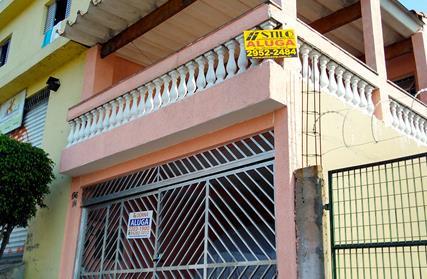 Sobrado / Casa para Alugar, Vila Dona Augusta