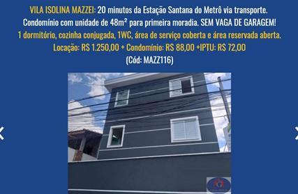 Casa Térrea para Alugar, Vila Mariza Mazzei