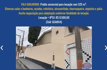 Ponto Comercial para Alugar, Vila Guilherme
