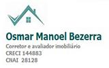 Osmar Manoel Bezerra - Corretor e Avaliador Imobiliário