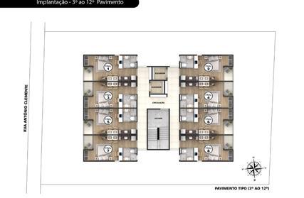 Flat / Studio para Venda, Santana
