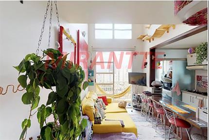 Apartamento Duplex para Venda, Perdizes