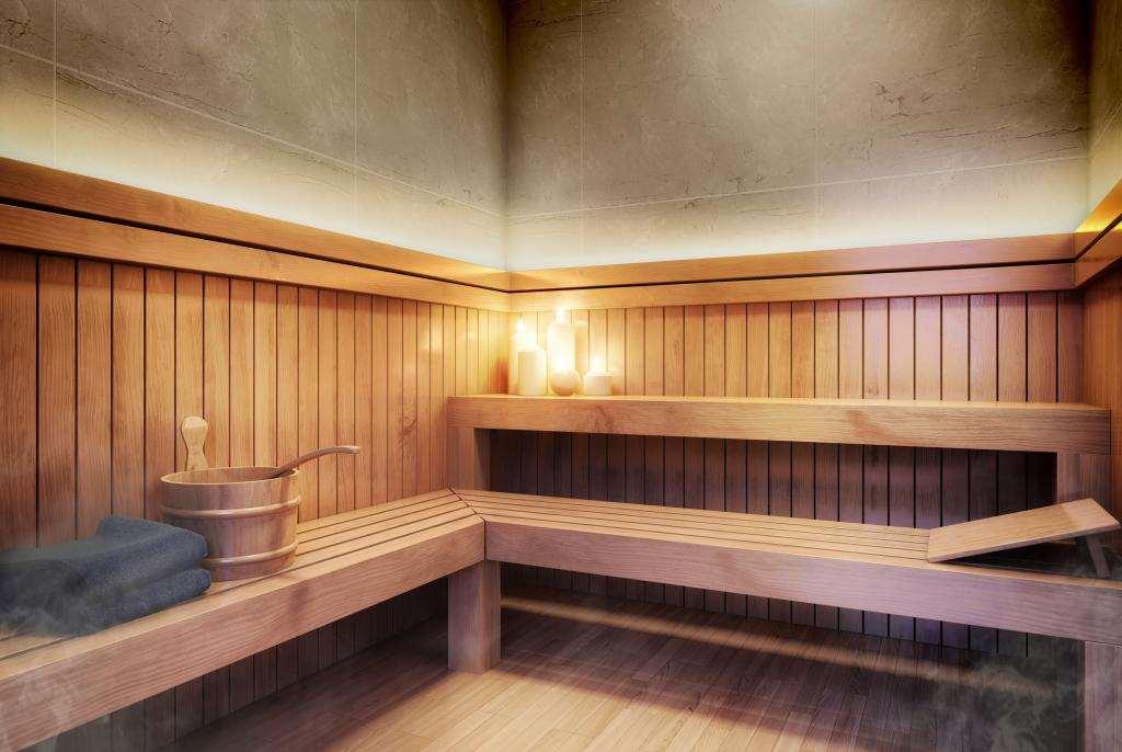 | Sauna