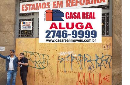 Prédio Comercial para Alugar, Centro de São Paulo