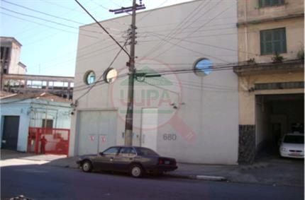 Galpão / Salão para Venda, Campos Elíseos