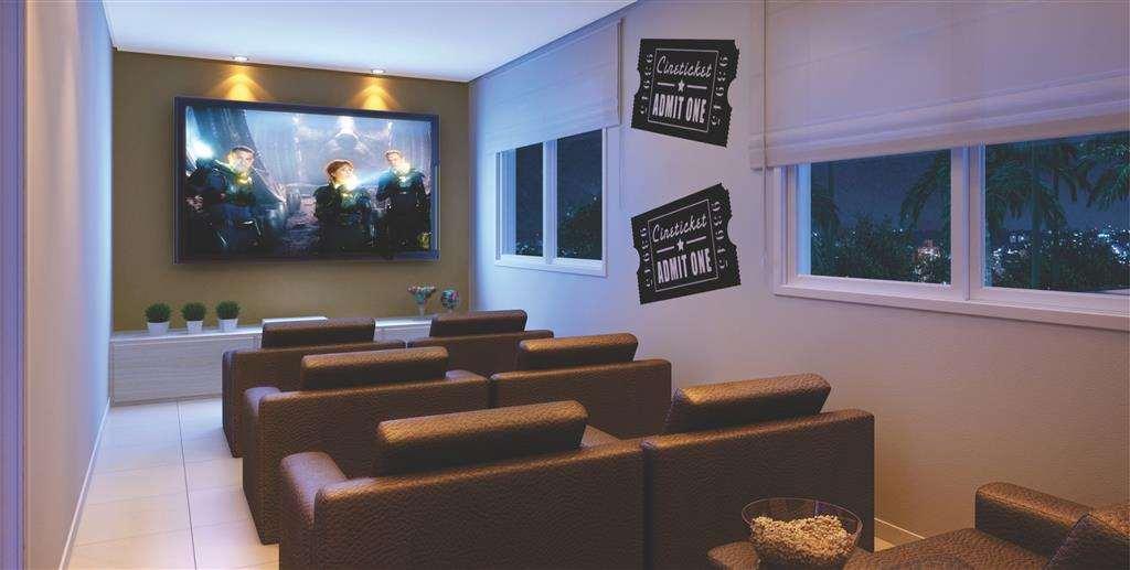   Perspectiva Artística - Home Cinema