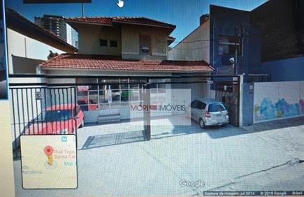 Casa Comercial para Alugar, Santa Cecília