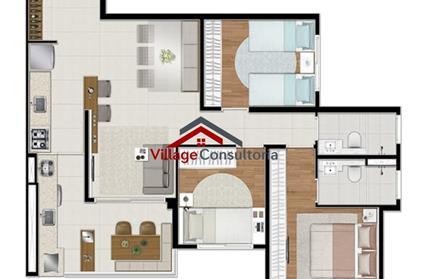 Kitnet / Loft para Venda, Continental