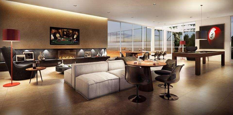 | Perspectiva Artística - Sport Lounge