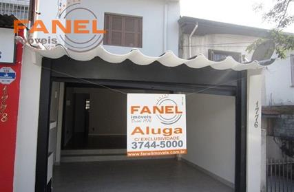 Casa Comercial para Alugar, Caxingui