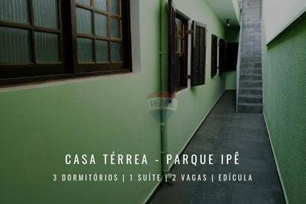 Casa Térrea para Venda, Parque Ipê