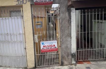 Casa Térrea para Alugar, Vila Palmeiras