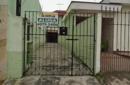 Casa Térrea para Alugar, Jardim Santa Cruz (Sacomã)