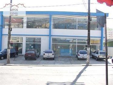Prédio Comercial para Alugar, Vila das Mercês