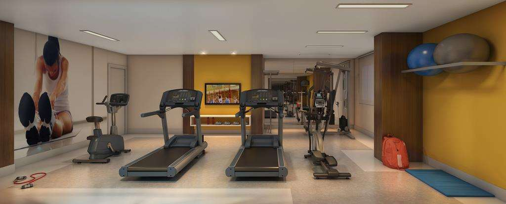 Link Ipiranga | Perspectiva Artística - Fitness
