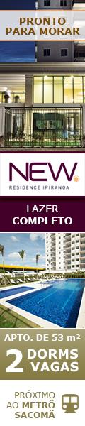 Banner New Residence Ipiranga