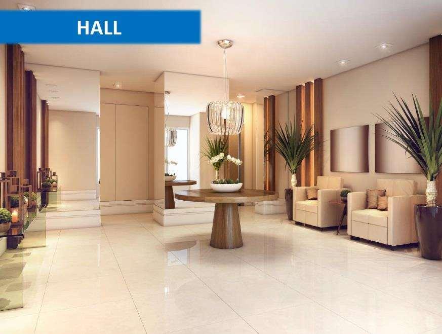 | Perspectiva Artística - Hall