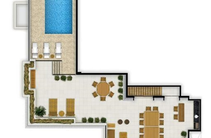 Apartamento Duplex para Venda, Chácara Flora