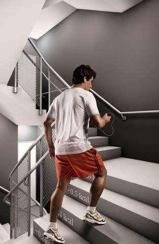 | Perspectiva Artística - Escada