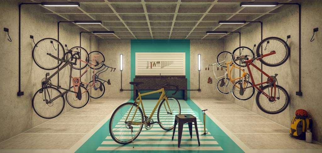 Xpression | Bicicletário