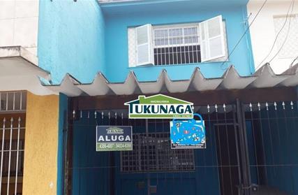 Sobrado para Alugar, Vila Guarani(Zona Sul)
