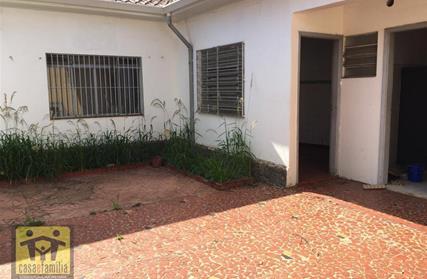 Casa Térrea para Alugar, Jardim da Saúde