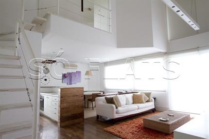 Flat / Studio para Alugar, Morumbi
