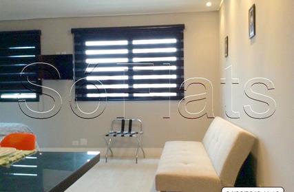 Flat / Studio para Alugar, Chácara Santo Antônio (ZS)