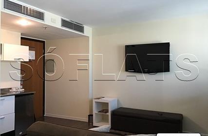 Flat / Studio para Venda, Moema