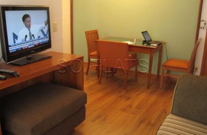 Flat / Studio para Alugar, Brooklin
