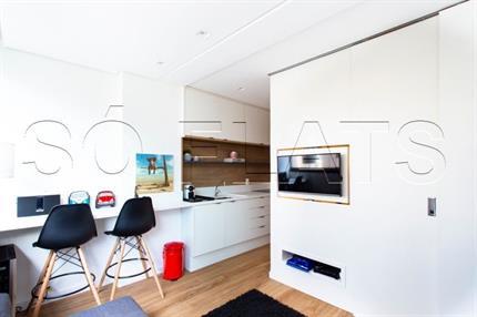 Flat / Studio para Venda, Vila Olímpia (Zona Sul)