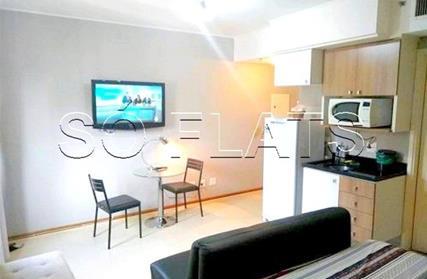 Flat / Studio para Alugar, Moema