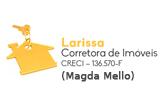 Larissa Corretora de Imóveis.