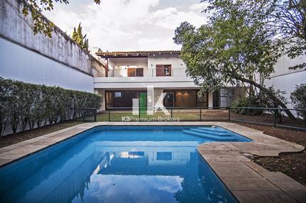 Casa Térrea para Alugar, Jardim Europa