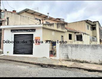 Casa Térrea para Venda, Vila Santa Teresa (Zona Sul)