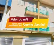 Imagem Qual o valor do metro quadrado dos Apartamentos Sem Condomínio em Santo André?