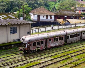 Imagem Expresso Turístico faz passeio em Paranapiacaba