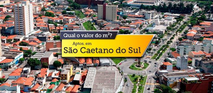 Imagem Qual o valor do metro quadrado dos apartamentos em São Caetano do Sul?