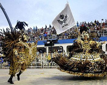 Imagem Bairros paulistanos dão asas à imaginação no carnaval
