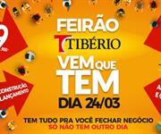 Imagem Tibério promove Feirão de Imóveis