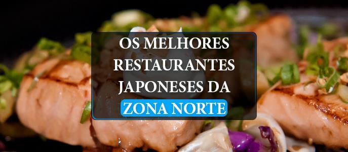 Imagem Restaurantes Japoneses na Zona Norte: saiba quais são os melhores