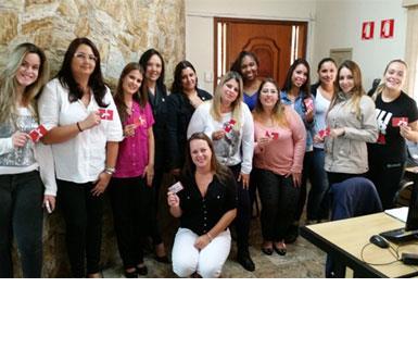 Imagem Grupo SP Imóvel realiza ação interna de Dia das Mulheres