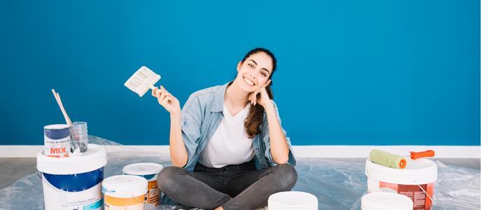 Imagem Conheça os itens essenciais para uma pintura impecável
